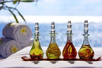 Masazas aromaterapija