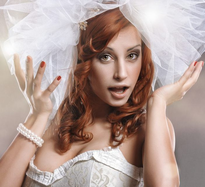 Nuotakos makiazas vestuvem Klaipedoje