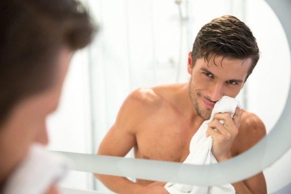 Kosmetika vyrams, Klaipedoje, veido odos problemos
